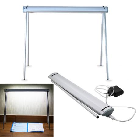 동화상사 COB LED 충전식 일자등(접이식 다리4개)