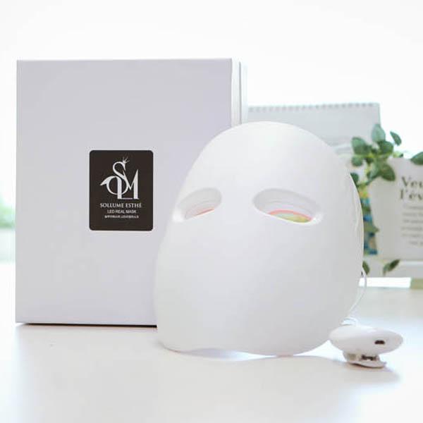 [추천]솔루미에스테 LED 마스크