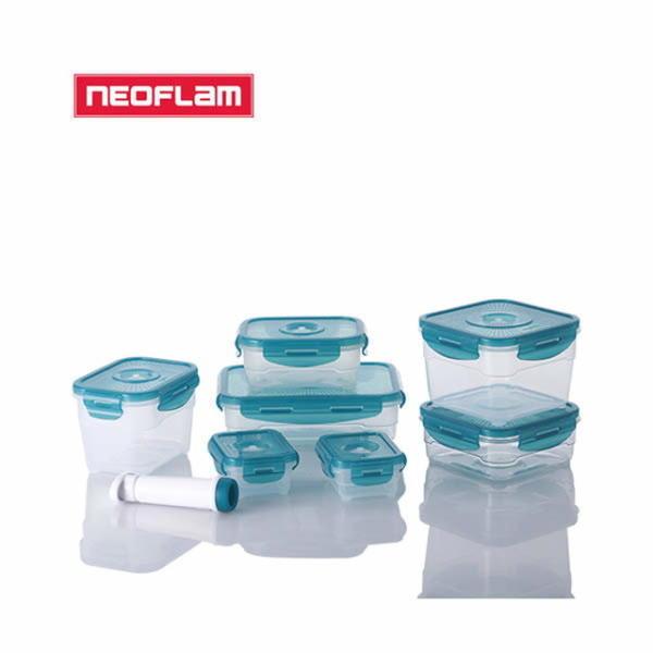 네오플램 CLOC 진공 밀폐용기 8종세트
