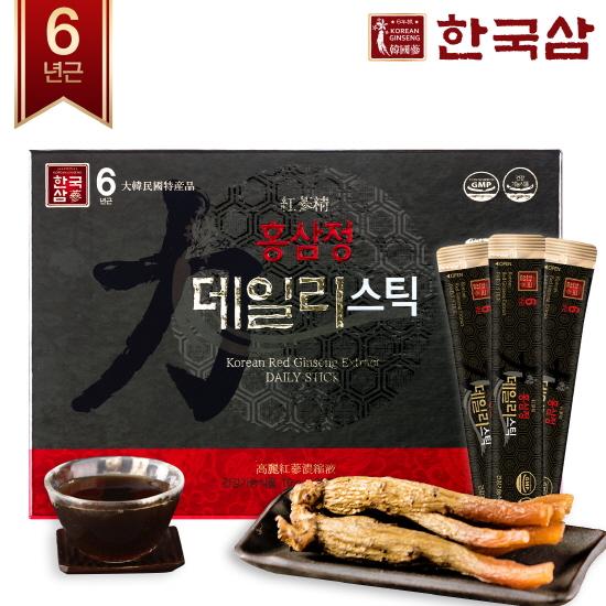 한국삼 데일리 스틱 10g x 30포 (300g)