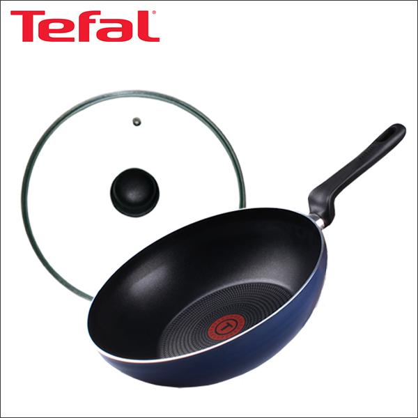 [테팔] 파워블루 멀티팬 28cm+유리뚜껑 TFC-PBWG