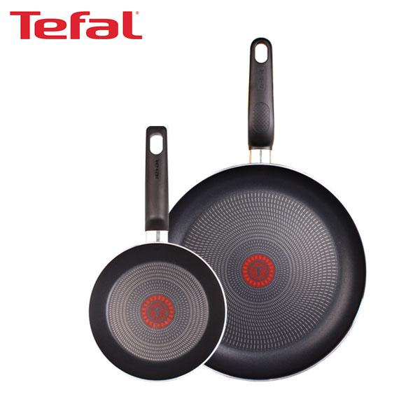 [테팔] 쿡이지 프라이팬 28cm+미니팬 18cm TFC-CE8EP18