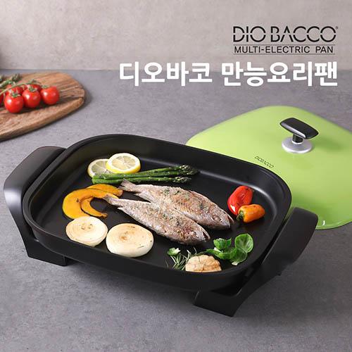 디오바코 만능 사각전기팬 LBGL-500