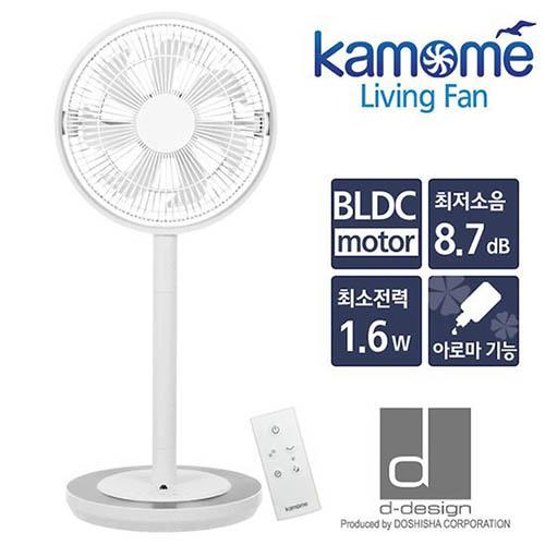 카모메 리빙팬 선풍기 KAM-AF286WN 공기순환기 저소음 자연풍 BLDC모터 리모컨