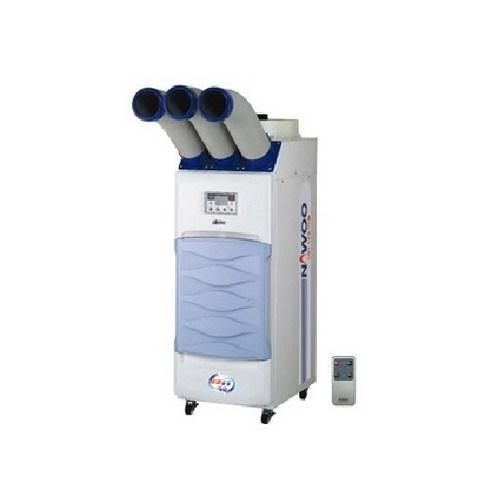 [나우이엘] 산업용 이동식 에어컨 NEC-3013D(6,800kcal/Hr(3인용))
