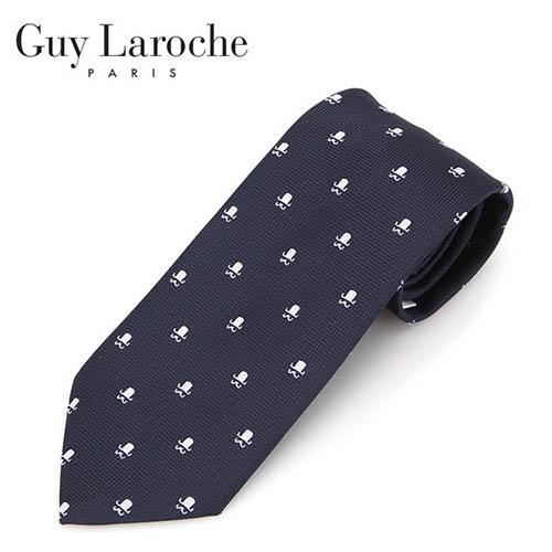 기라로쉬 콧수염 패턴 넥타이 GL-NT-113