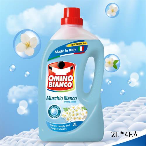 뉴 오미노 비앙코 액체세제 2L*4개