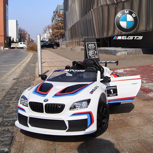 BMW M6 GT3 유아전동차
