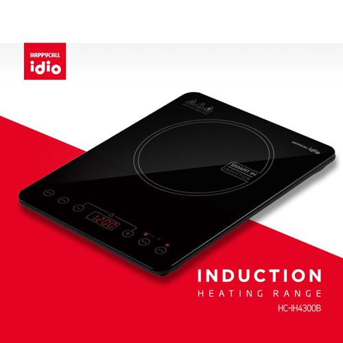 해피콜 아이디오 IH인덕션 레인지 HC-IH4300B