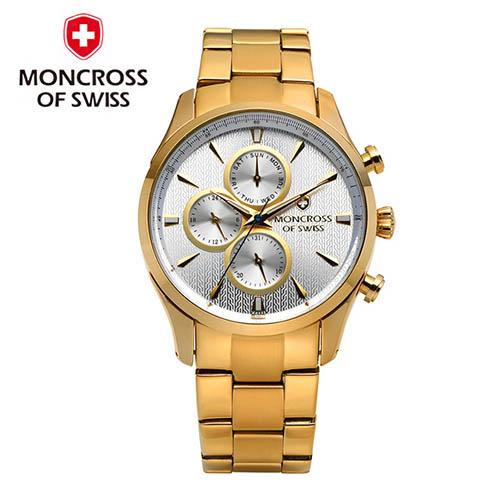 스위스몽크로스 남성시계 MS 3891MT