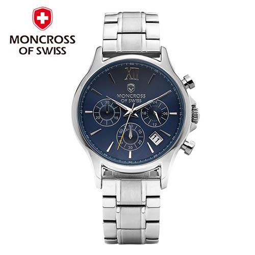 스위스몽크로스 남성시계 MS 3870M