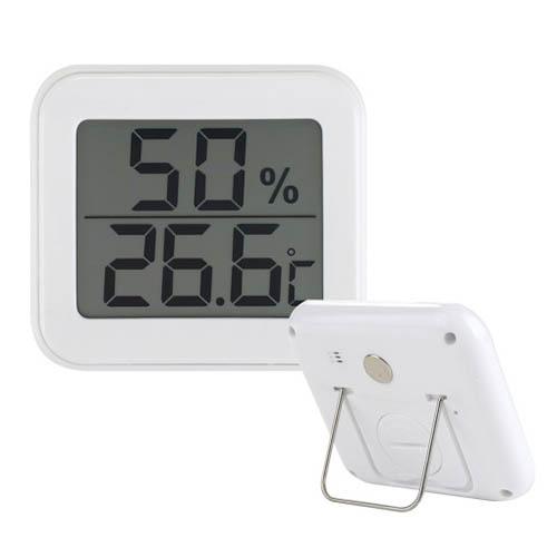 플라이토 디지털 자석 스탠드 온습도계