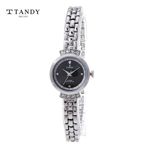 탠디 프린세스다이아몬드와치 T-4021 BK