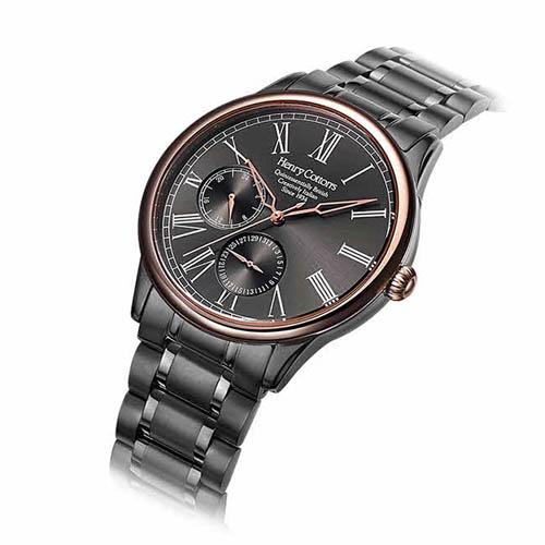헨리코튼 2019년 신상품 손목시계 정품 70시리즈 HC707GRG