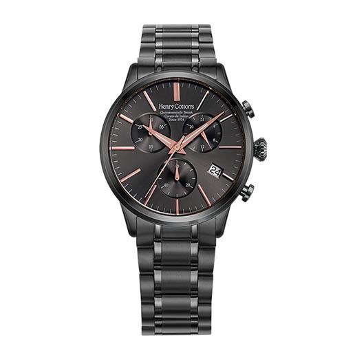 헨리코튼 2019년 신상품 손목시계 정품 70시리즈 HC702GRG