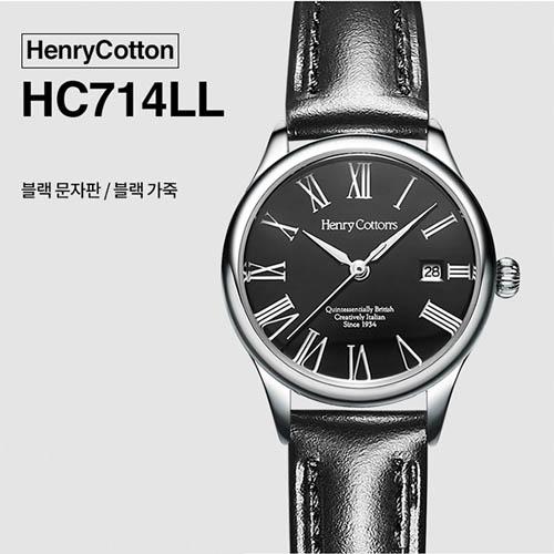 헨리코튼 2019년 신상품 손목시계 정품 HC714LL