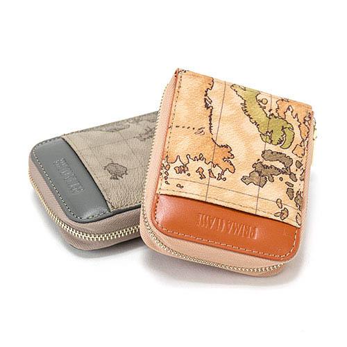 [프리마클라쎄]지퍼 카드지갑 P-7707(색상 택1)