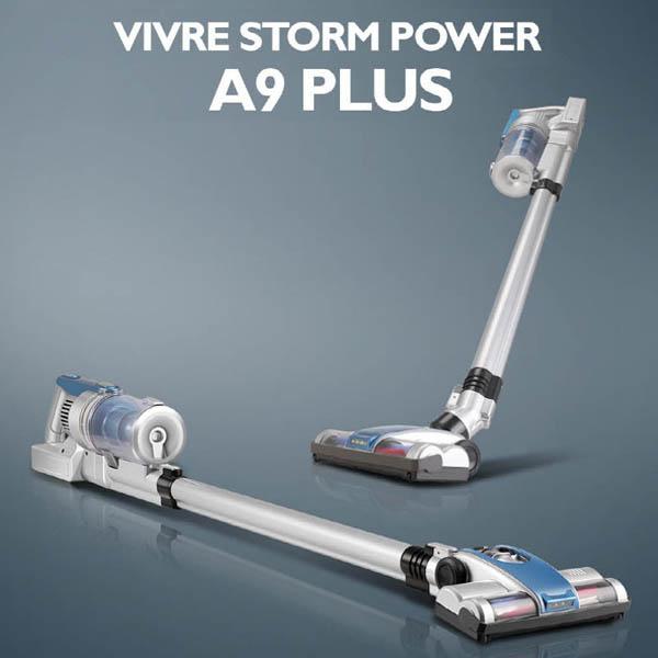 최신형 차이슨 무선청소기 비브르 스톰파워 A9 PLUS