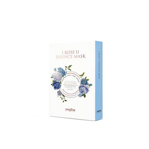 아이로즈유 에센스 블루 마스크팩 10매