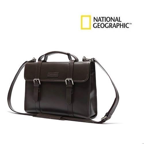 내셔널지오그래픽 브리프케이스(대)/NG S7601L 블랙