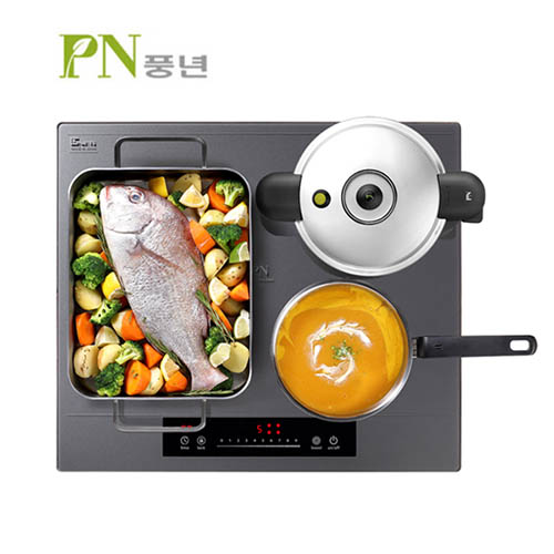 [PN풍년] 더 프리존 인덕션 전기레인지 NHIKA-3500