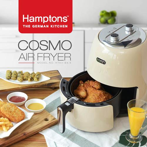 Hamptons 독일 햄튼 코스모(COSMO) 에어프라이어 4.5L