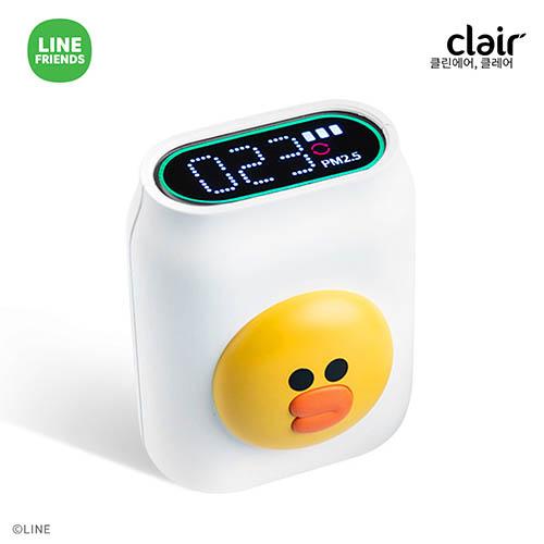 클레어 라인프렌즈 미세먼지 측정기 샐리 CAQ-BF-PSA1