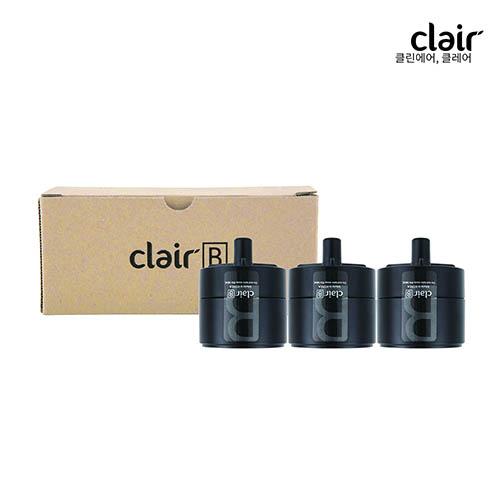 클레어 차량용 공기청정기 클레어B 리필필터 MAF-BU0533