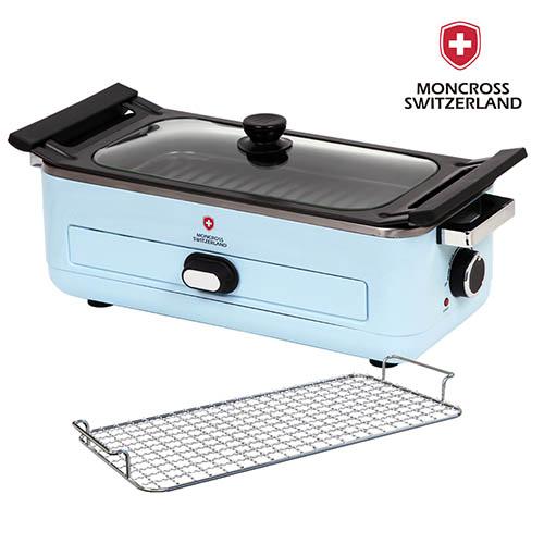 스위스몽크로스 프라젠 BBQ 전기그릴 EGK-MGO85000