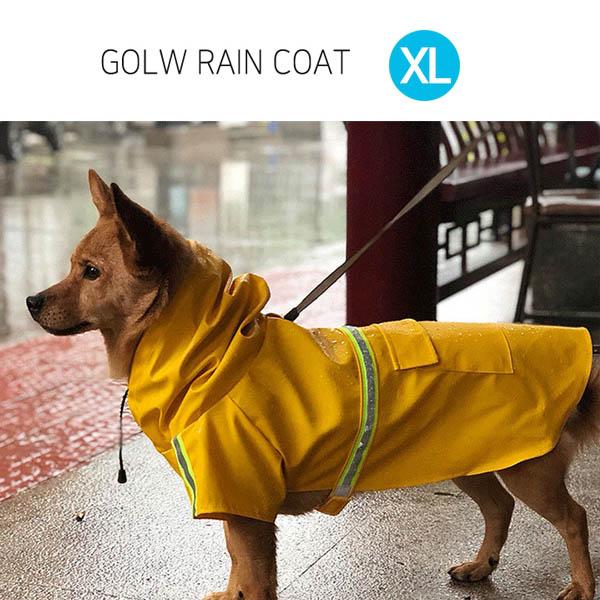 제이와이 강아지 우비 XL