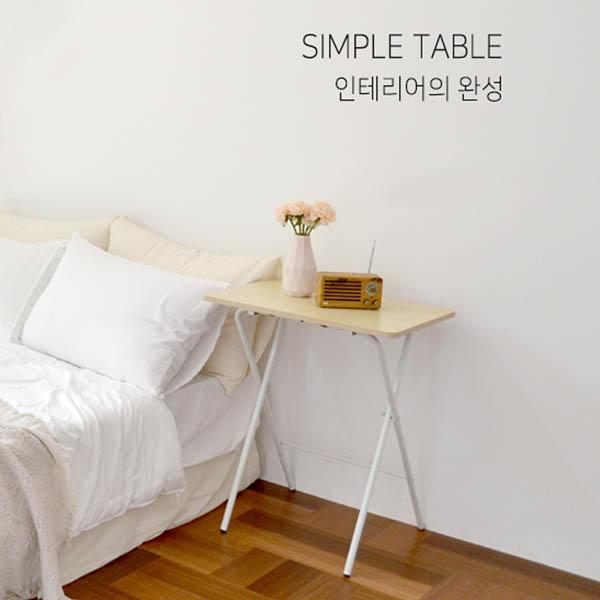 제이와이 심플 접이식 테이블
