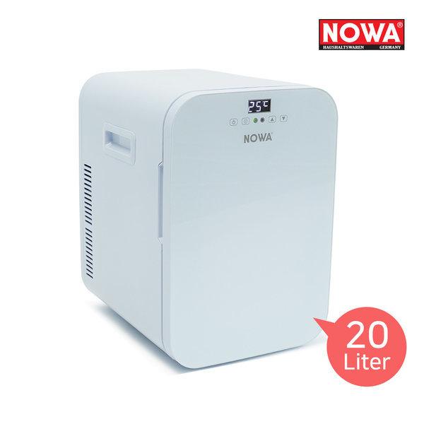 노와 뷰티 디지털 프리미엄 화장품 냉장고 20L