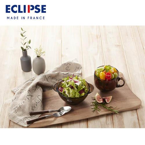 [ECLIPSE] 프랑스 이클립스 블랙 에디션 점보(BIG) 머그/수프 볼 4종