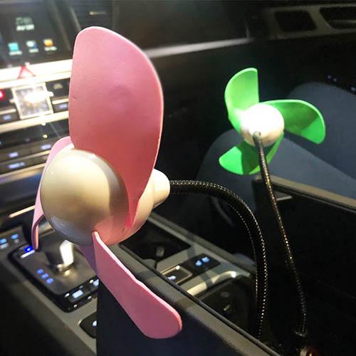 [힐링타임] 차량용 쎈 바람 이브 선풍기