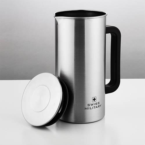 스위스밀리터리 클래식 냉장고 물병 1500ml OKK-HS1500