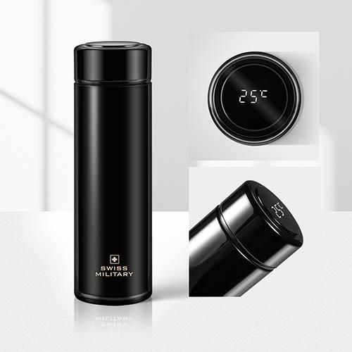 스위스밀리터리 LED 텀블러 OKK-KHT500