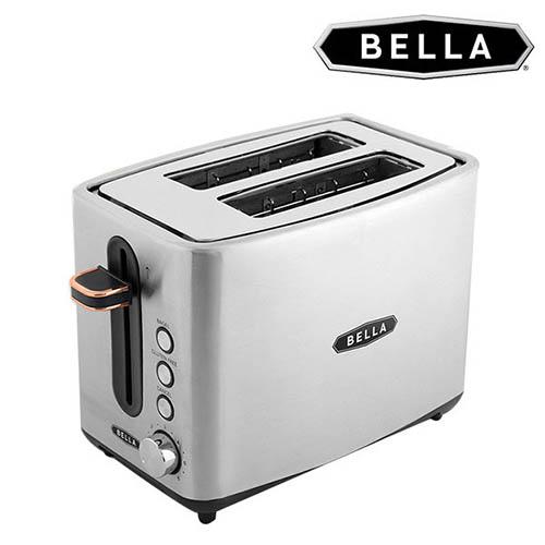 벨라 스테인레스 전기 토스터기 31077