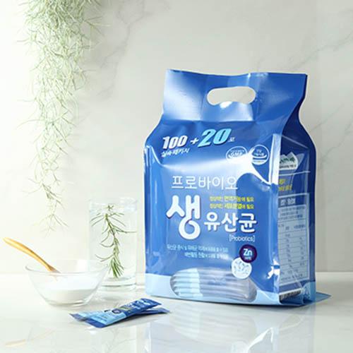 서울약사신협 프로바이오 생 유산균 120포(실속형)