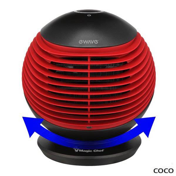 매직쉐프 PTC 전기 온풍기 히터 MEFH-Y1500D