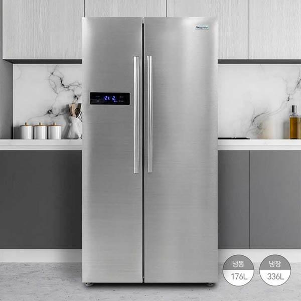 매직쉐프 냉장고 MESR-M689S