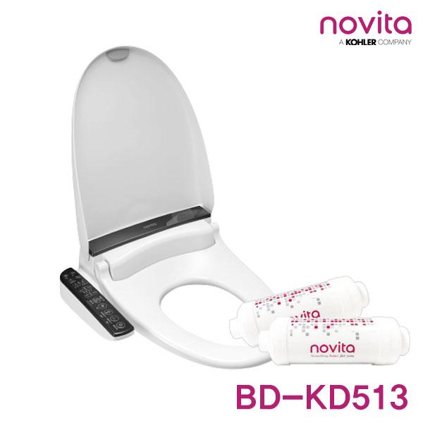 [노비타 플래티넘 비데 BD-KD513 (정품정수필터 2EA 증정)