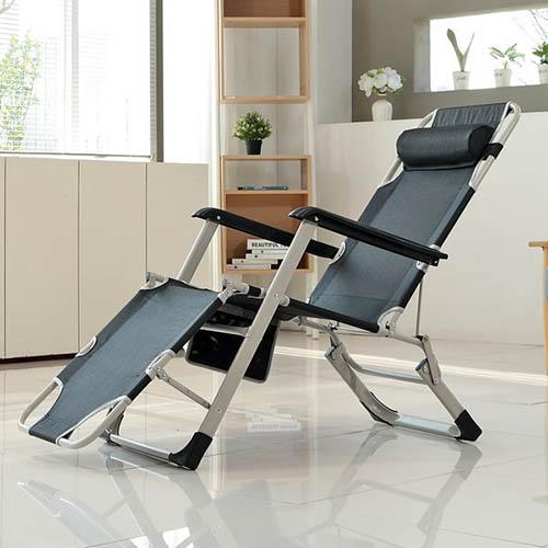 굿프렌드 체어배드 접이식 침대형 리클라이너 의자 GOOD-G2