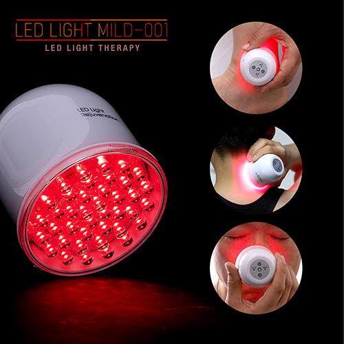 LED LIGHT MILD-001 휴대용 적외선 LED 치료기