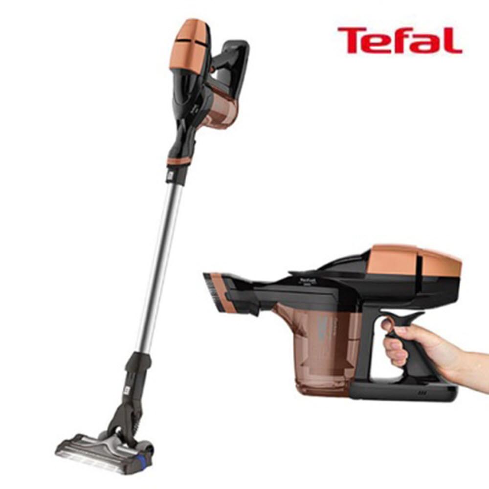 테팔 에어포스 360 에센셜 무선청소기 TY7320KS(골드)
