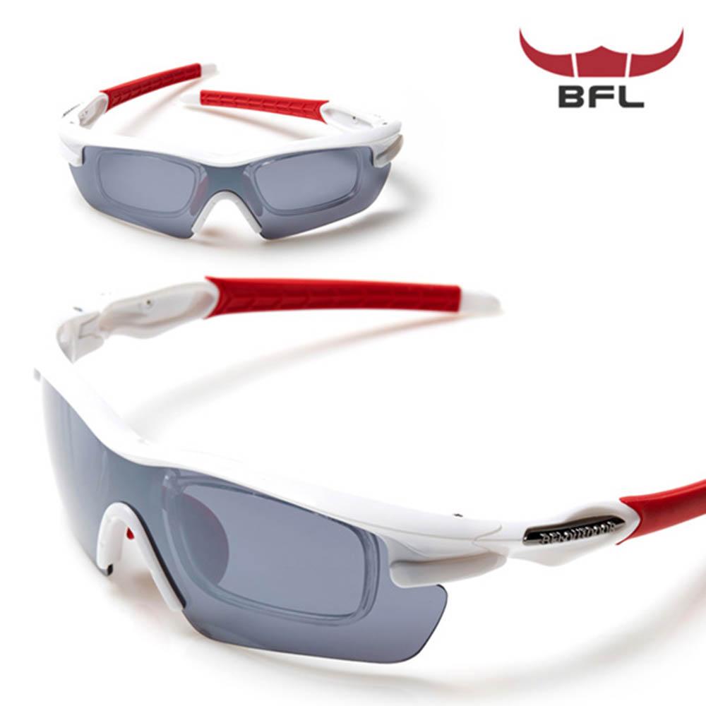 BFL 버팔로 아웃도어 스포츠 고글(보관케이스 포함) / 레드,블랙,블루,화이트 택1