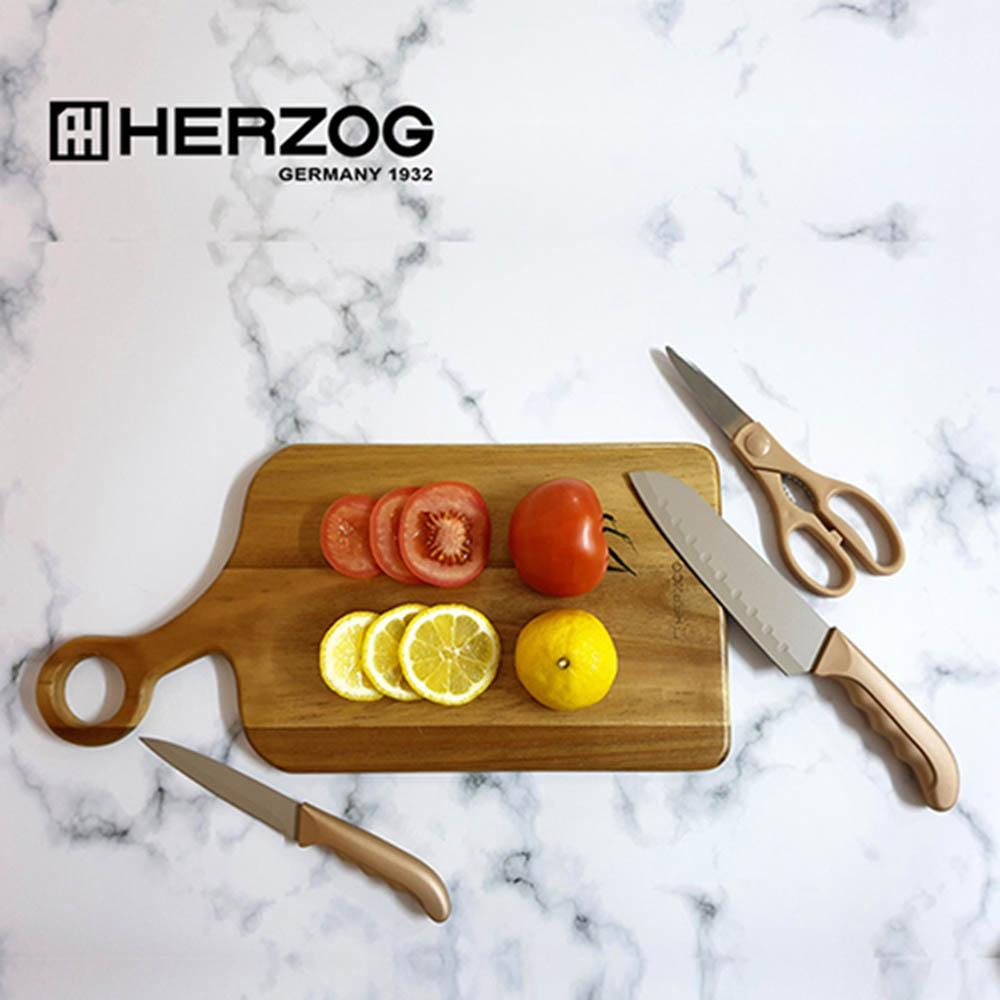 헤르조그 칼, 가위 3종세트 MCHZ-EM006