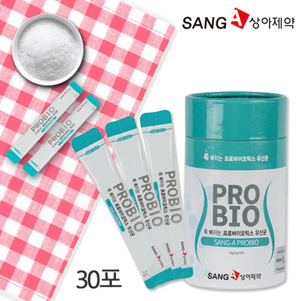 상아 쏙빠지는 프로바이오틱스유산균30포
