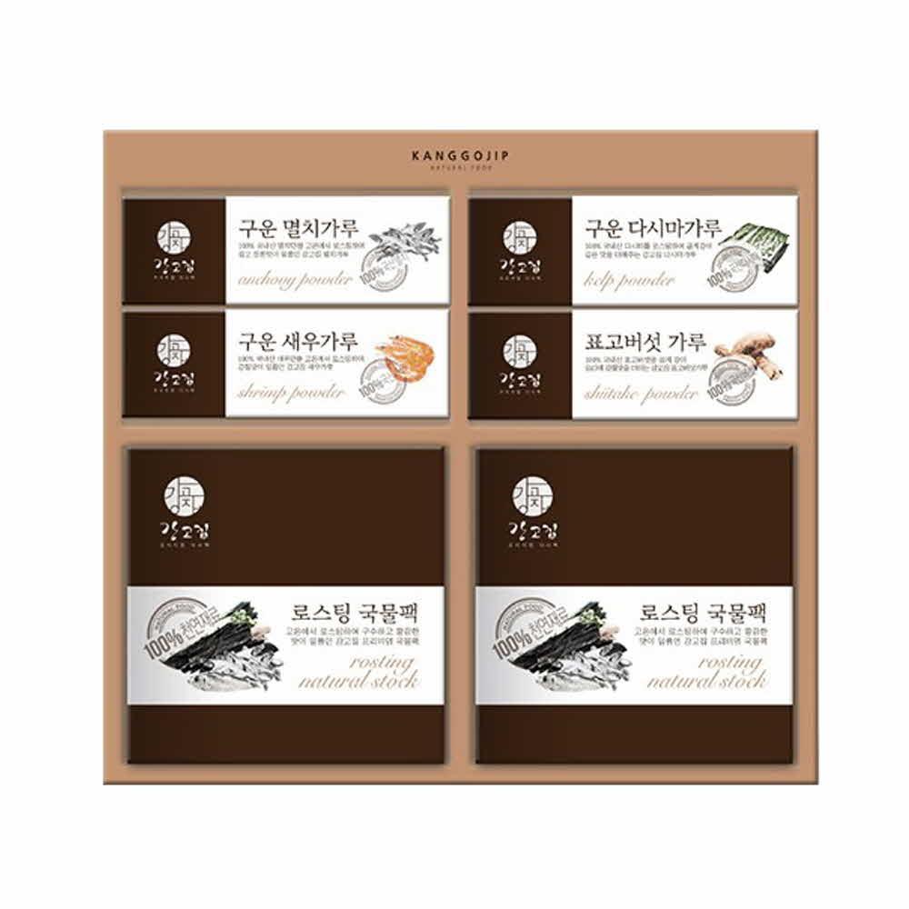강고집 천연조미료 혼합세트