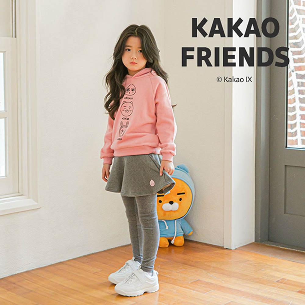 카카오프렌즈 여아 치마 레깅스 드로잉 어피치_KKF-0906