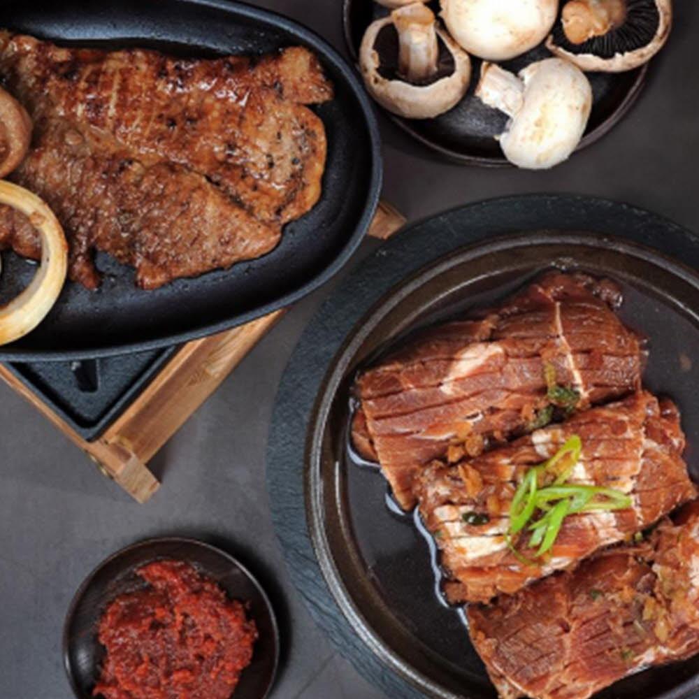 포천이동 왕 양념구이 1kg+1kg/포천이동갈비촌의 양념맛!